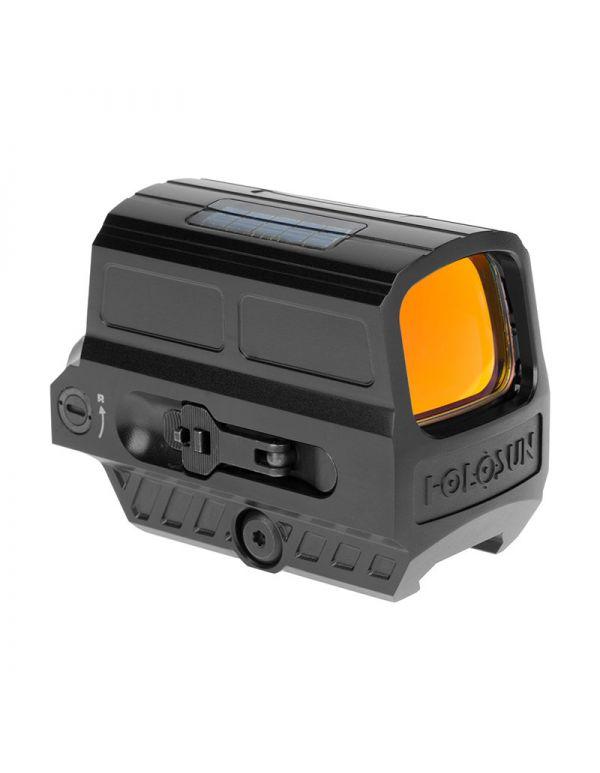 Holosun 512 Series Enclosed Reflex Sight - Titanium