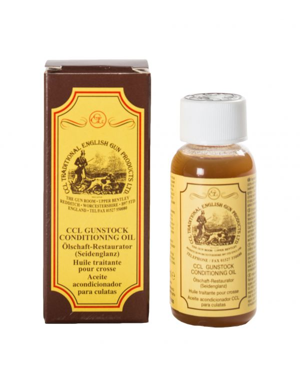 Gunstock Conditioning Oil