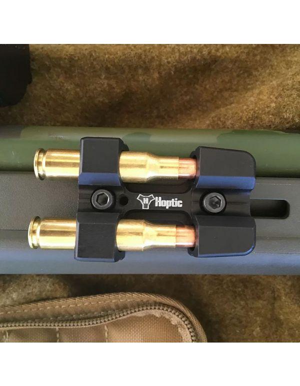 Hoptic Black Quiver for .338 Lapua Magnum