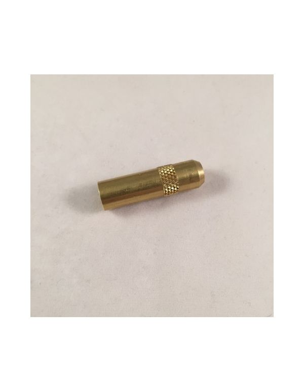 Converts .30 & .35 cal. Rods to Accept Shotgun Brushes