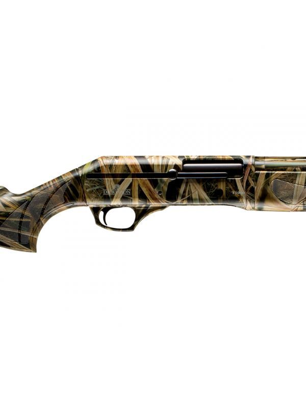 Dickinson T-1000 Straight Pull Shotgun - Camo