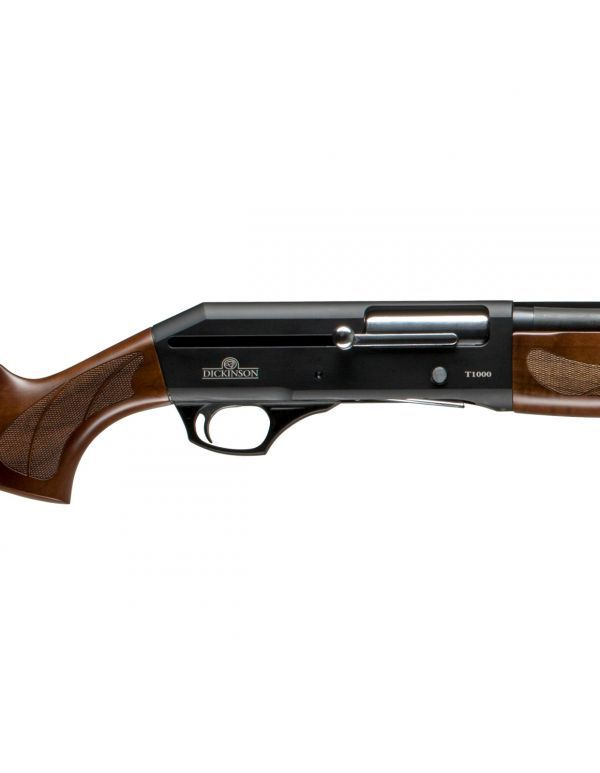 Dickinson T-1000 Straight Pull Shotgun - Timber