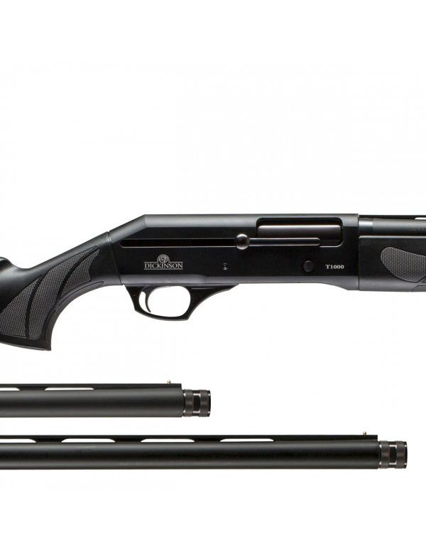 "Dickinson T-1000  Straight Pull Shotgun - Synthetic 20""/28"" Combo"