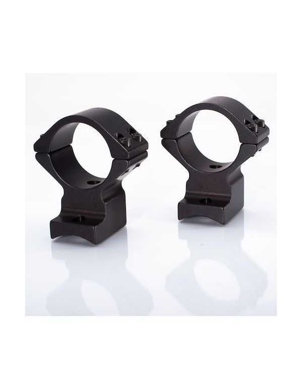 Talley Alloy Lightweight Ring Base Combination - Weatherby